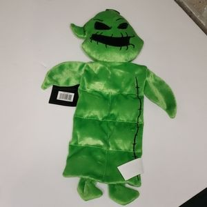 Nightmare before Christmas Oogie Boogie Dog toy